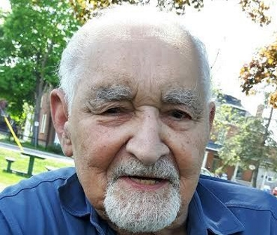 Charles Levy - trying to mellow gently at 86
