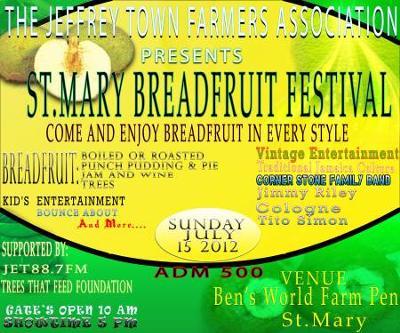 Jeffery Town Breadfruit Festival