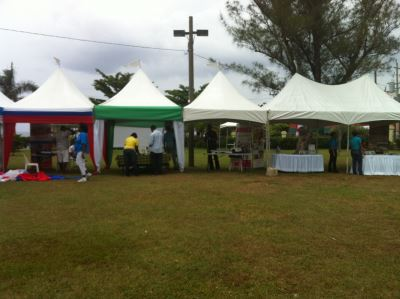 Some Booths at the JHTA Road Show