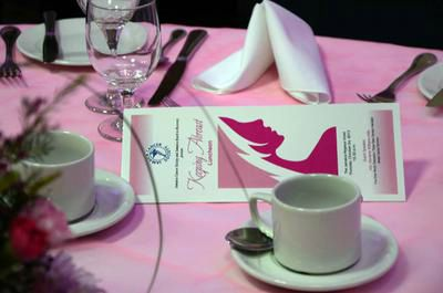 Jamaica Cancer Society Keeping Abreast Luncheon