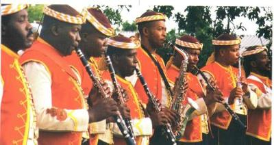 Jamaica Military Band