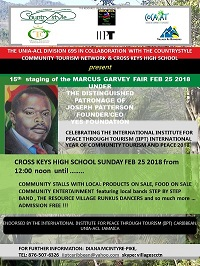 Marcus Garvey Fair 2018