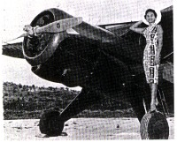 Jamaica Air Taxi (JAT) Stinson V-77 Reliant in early 1959