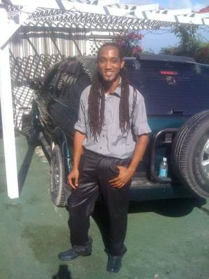 Ayale Williams Manager/Owner Ahhh...Ras Natango Gallery and Garden