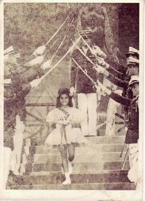 1964 ... First Ever Little Miss Jamaica