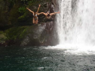Fish Dunn Falls - Hidden Place (Blue Mt. Wilderness Retreat)