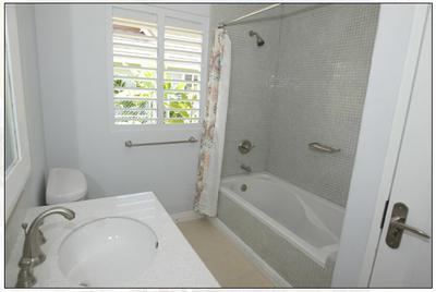 Bathroom at The Cozy House
