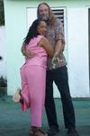 Tamika Williams with new partner Mark Tucci