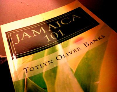 The JAMAICA 101 book