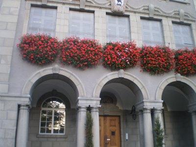 The Railway World Heritage Headquarters in Zurich