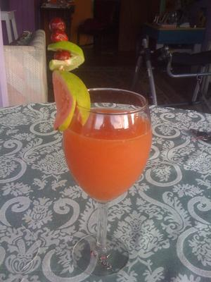 Natango's Cherry and Guava Juice<br><i>Click images to enlarge</i>