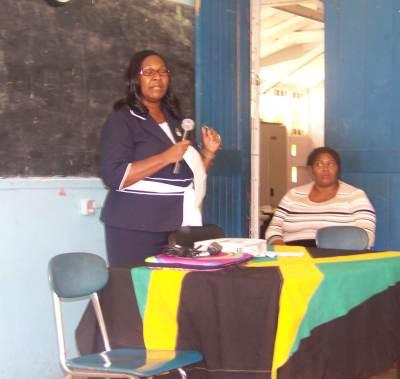 Marcia Dixon Principal Buckingham School