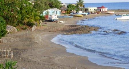 Calabash Bay in Treasure Beach, Jamaica