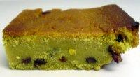 Jamaican Cornmeal Pudding