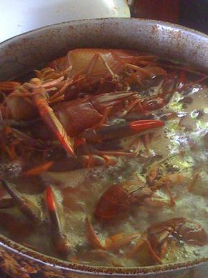Janga cray fish soup for Jamaican fish soup recipe