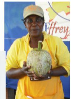 A Breadfruit