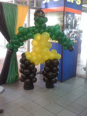 JPS Energy Balloon Man