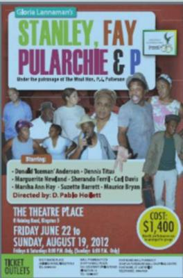 Theatre Place June 22nd to August 17th